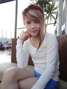 Cute Teen Tgirl Camilo Dior