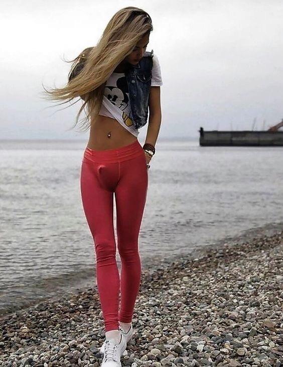 tgirl-bulge